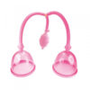"""Pompka-4.5"""""""""""""""" DUAL BREAST SUCTION CUPS. w SexPlaza.pl"""