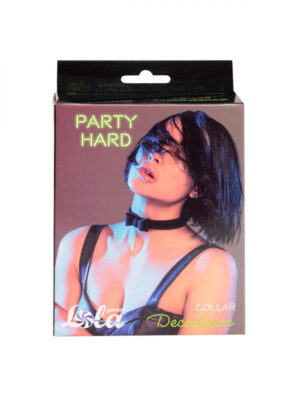 The Collar Party Hard Decadence w SexPlaza.pl